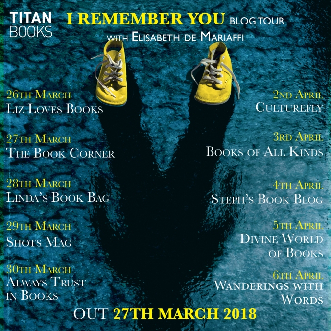 I Remember You blog tour (COMPLETE) 2
